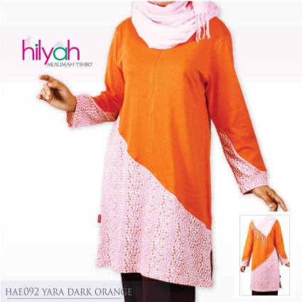 HAE092 Yara Dark Orange RM57